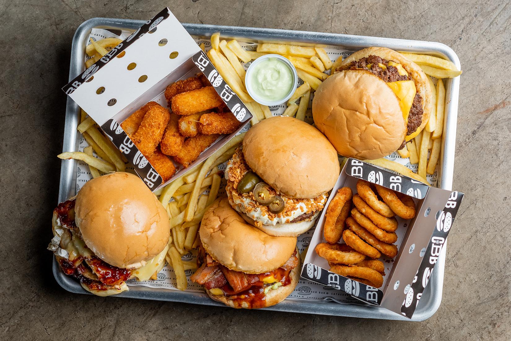 Cathedral Burger Bar